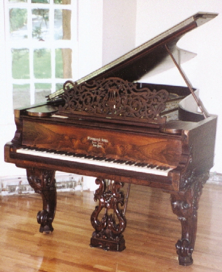 Steinway 16681 front Hollywood1